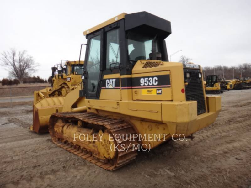 CATERPILLAR TRACK LOADERS 953C equipment  photo 3