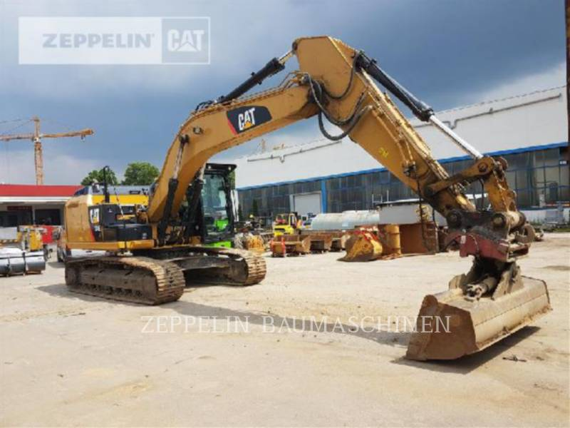 CATERPILLAR EXCAVADORAS DE CADENAS 324ELN equipment  photo 2