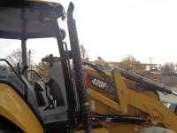 CATERPILLAR BACKHOE LOADERS 420F2IT equipment  photo 19