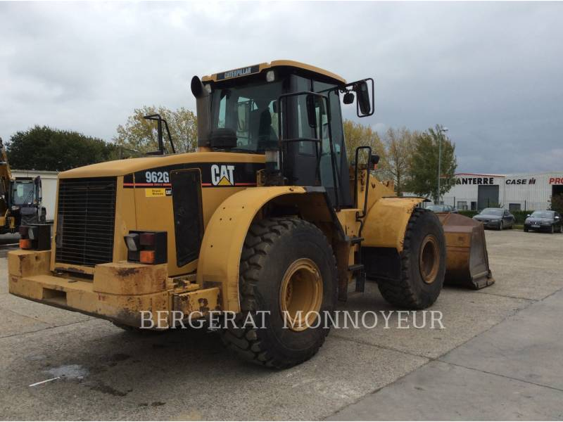 CATERPILLAR CARGADORES DE RUEDAS 962G II equipment  photo 5
