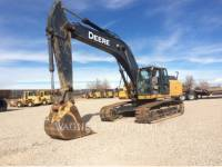 JOHN DEERE TRACK EXCAVATORS 350G equipment  photo 1