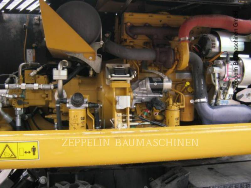 CATERPILLAR PELLES SUR PNEUS M315D equipment  photo 10