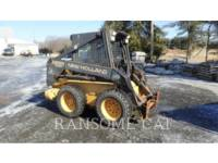 NEW HOLLAND LTD. CHARGEURS COMPACTS RIGIDES LX665 equipment  photo 1