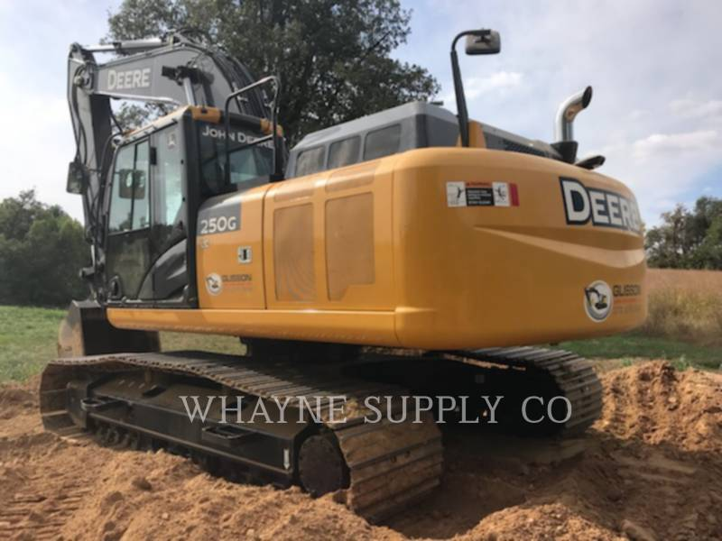 DEERE & CO. TRACK EXCAVATORS 250G equipment  photo 4