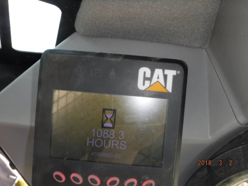 CATERPILLAR 多様地形対応ローダ 289D equipment  photo 8