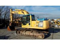 KOMATSU PELLES SUR CHAINES PC210LC6 equipment  photo 5