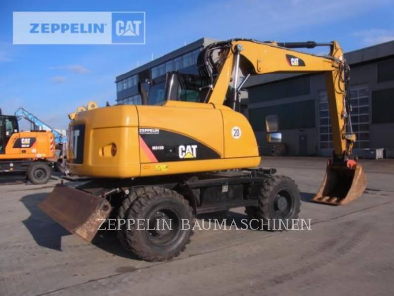 CATERPILLAR KOPARKI KOŁOWE M313D equipment  photo 1