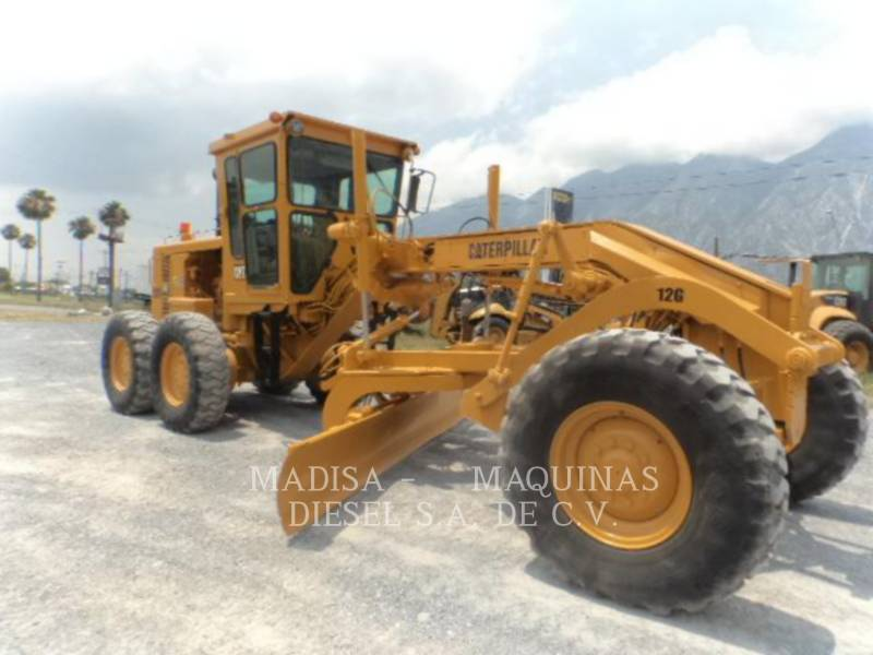 CATERPILLAR NIVELEUSES POUR MINES 12G equipment  photo 2