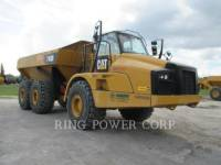 CATERPILLAR KNIKGESTUURDE TRUCKS 740B equipment  photo 2