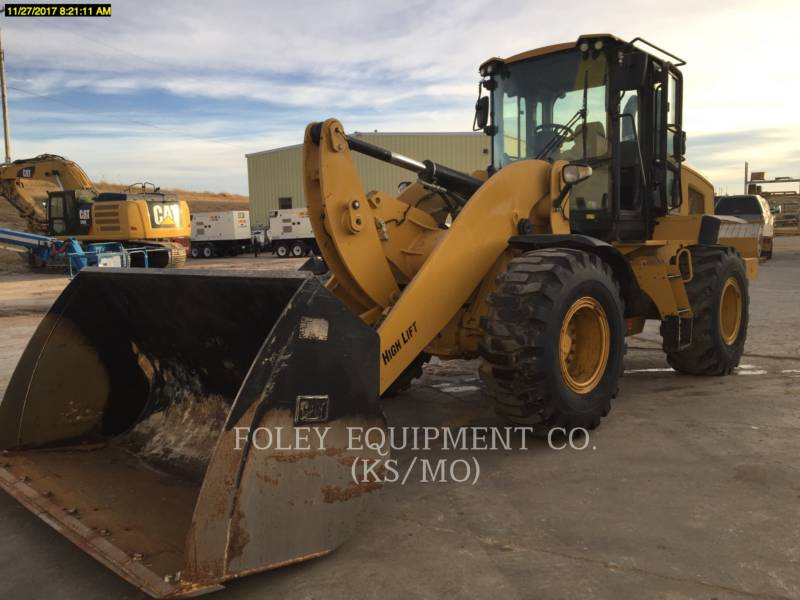 CATERPILLAR CARGADORES DE RUEDAS 938KHL equipment  photo 1