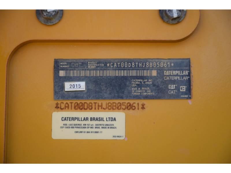 CATERPILLAR TRACTEURS SUR CHAINES D 8 T equipment  photo 5