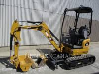 Equipment photo CATERPILLAR 301.7DCR 履带式挖掘机 1