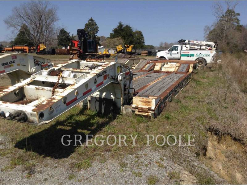 TRAILKING TRAILERS TK70DGHT equipment  photo 2