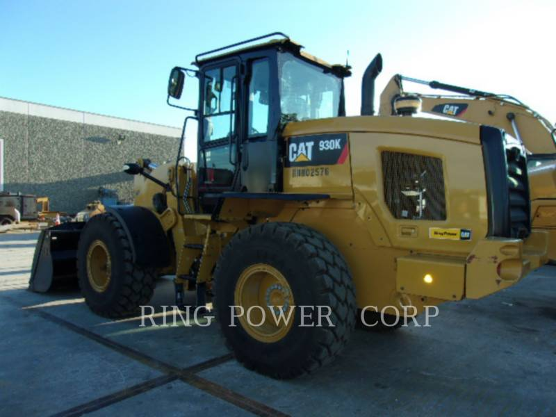 CATERPILLAR WHEEL LOADERS/INTEGRATED TOOLCARRIERS 930K3VQC equipment  photo 3