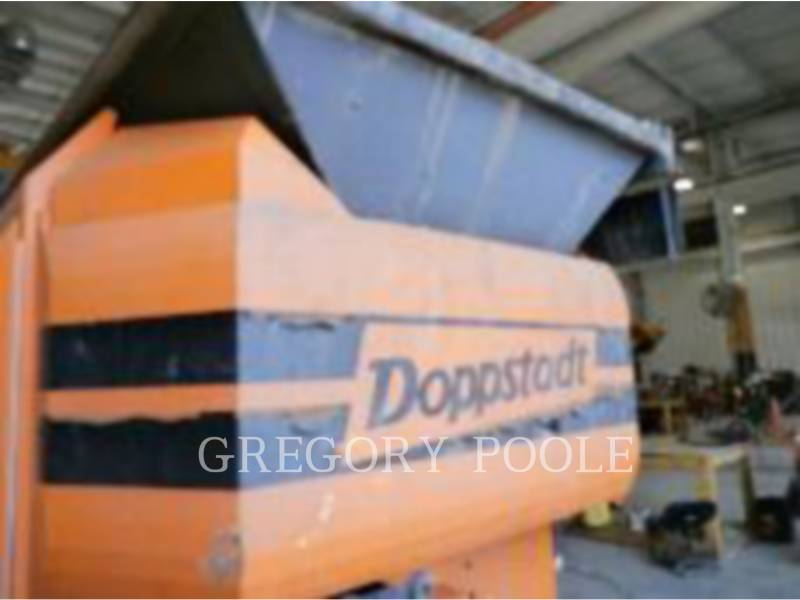 DOPPSTADT SIEBE SM 720 equipment  photo 2
