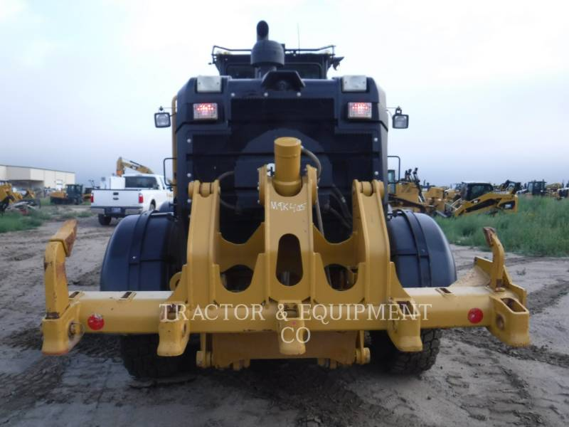 Caterpillar AUTOGREDERE 160M2 AWD equipment  photo 9