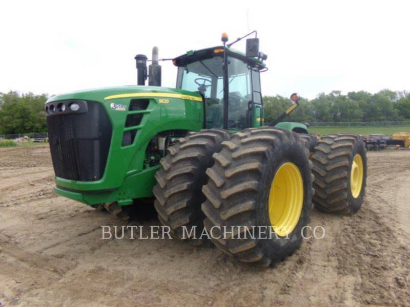 DEERE & CO. AG TRACTORS 9630 equipment  photo 1