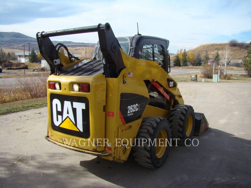CATERPILLAR MINICARREGADEIRAS 262C2 equipment  photo 3