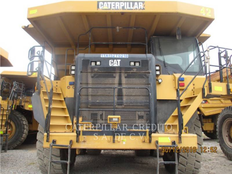 CATERPILLAR CAMIONES RÍGIDOS 777 G equipment  photo 2