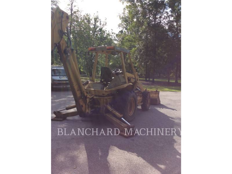 Caterpillar BULDOEXCAVATOARE 416 II equipment  photo 3