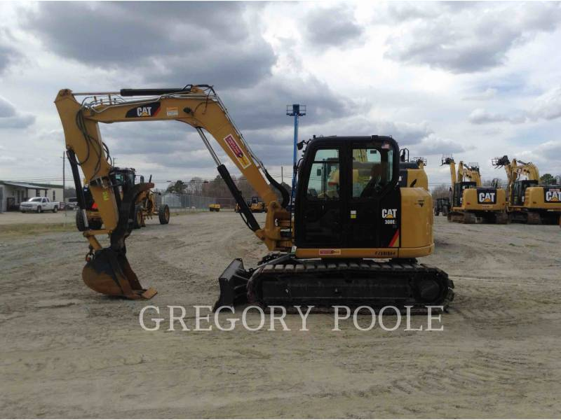 CATERPILLAR EXCAVADORAS DE CADENAS 308E2 CR equipment  photo 7
