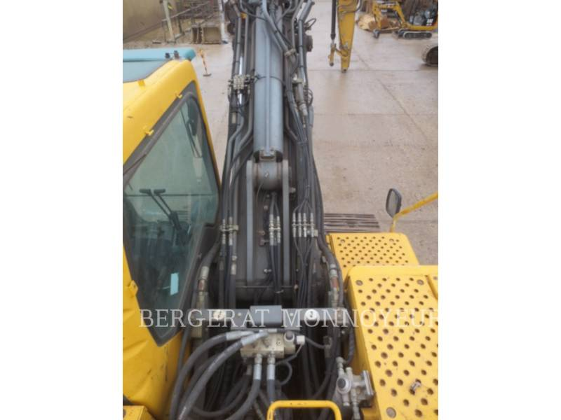 VOLVO CONSTRUCTION EQUIPMENT TRACK EXCAVATORS EC210BLC equipment  photo 22