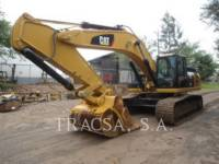 Equipment photo Caterpillar 336D2L EXCAVATOARE PE ŞENILE 1