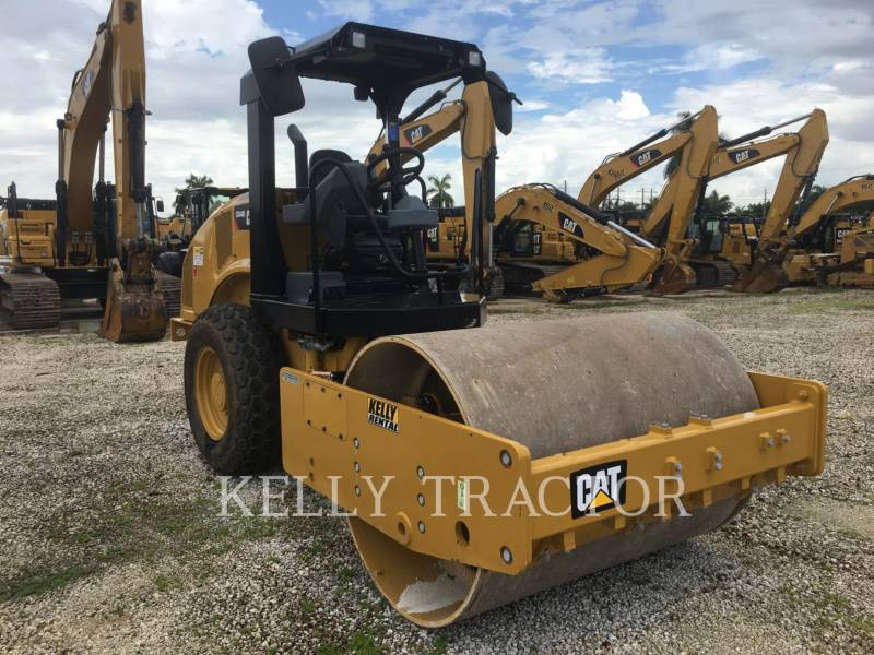 CATERPILLAR COMPACTEUR VIBRANT, MONOCYLINDRE LISSE CS44B equipment  photo 7