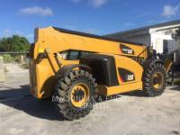 CATERPILLAR TELEHANDLER TL 943 D W STABILIZERS equipment  photo 1