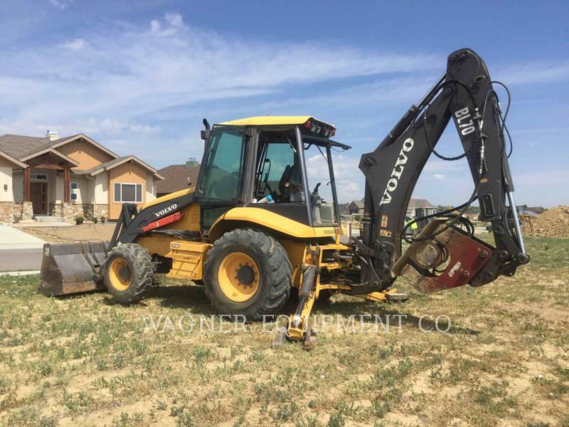 VOLVO CONSTRUCTION EQUIPMENT BACKHOE LOADERS BL70 equipment  photo 2