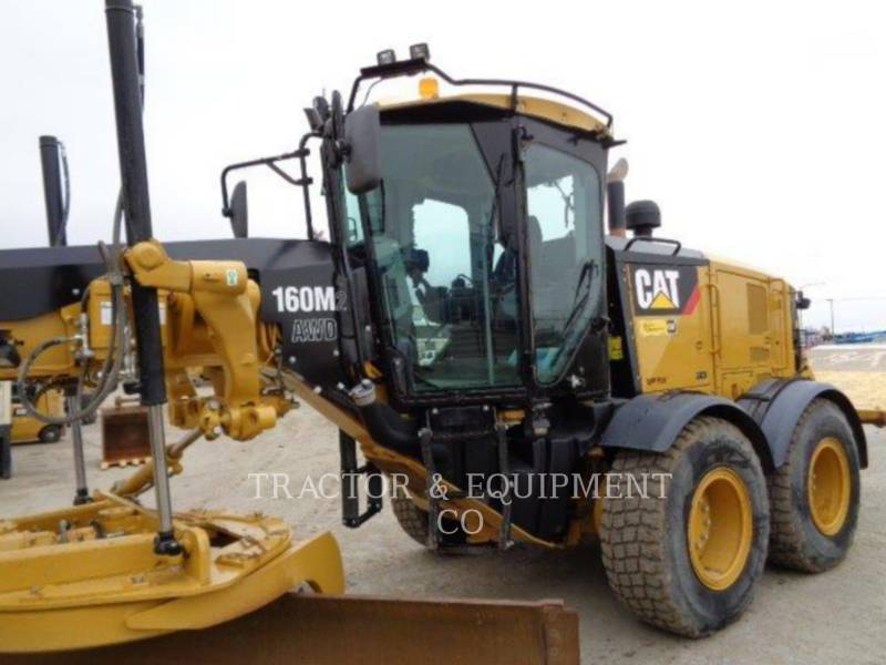 CATERPILLAR NIVELEUSES 160M2AWD equipment  photo 10