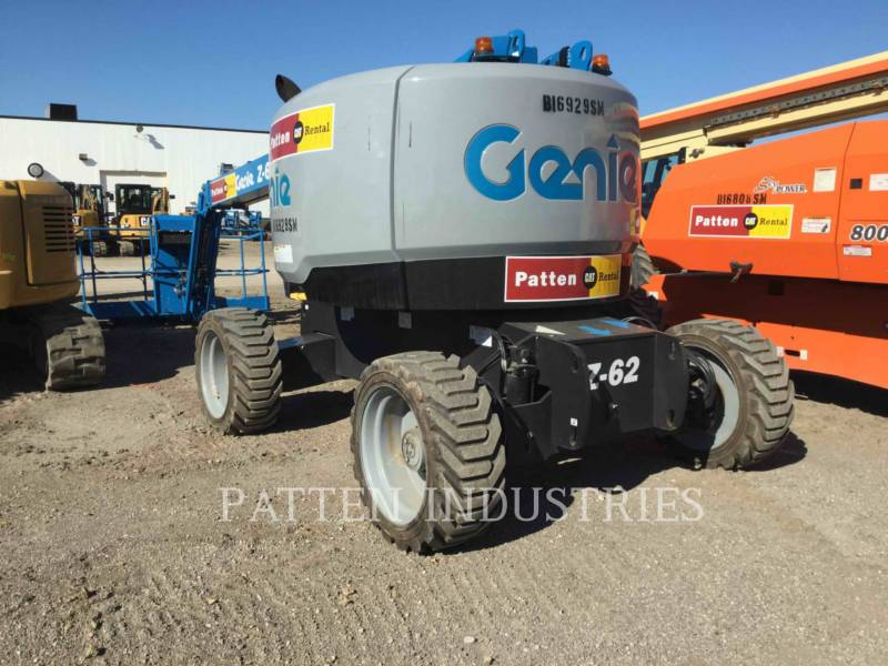 GENIE INDUSTRIES LEVANTAMIENTO - PLUMA Z62 equipment  photo 1