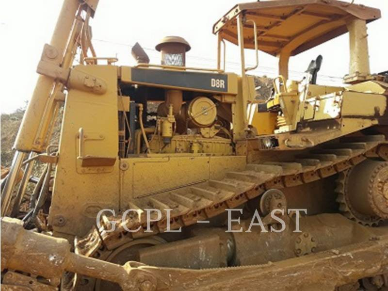 CATERPILLAR 履带式推土机 D8RLRC equipment  photo 9