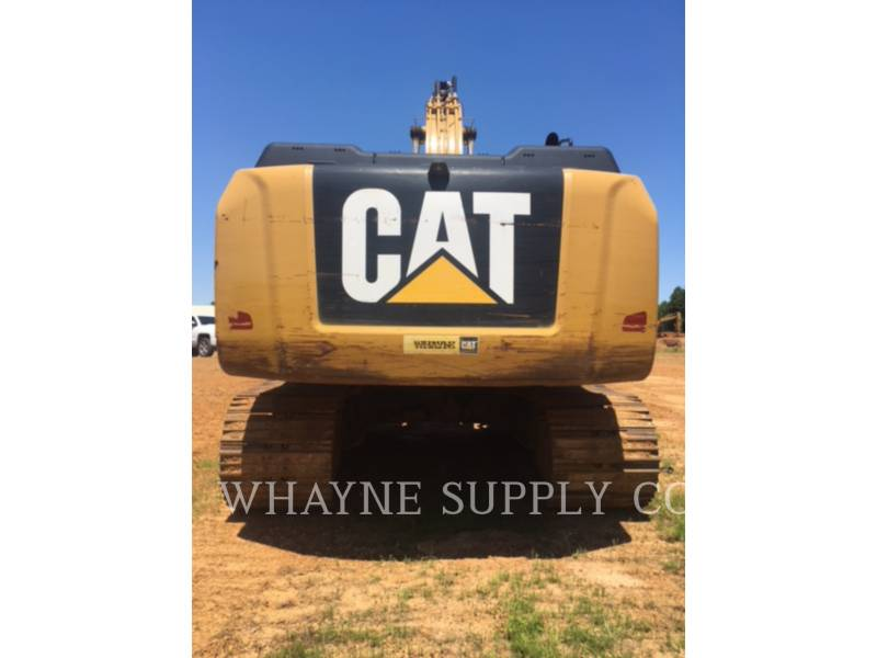 CATERPILLAR RUPSGRAAFMACHINES 336EL equipment  photo 5