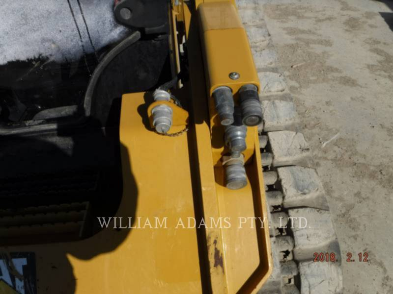 CATERPILLAR PALE CINGOLATE MULTI TERRAIN 299D XHP equipment  photo 6