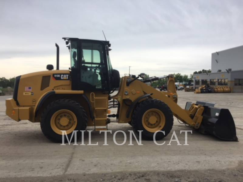 CATERPILLAR PALE GOMMATE/PALE GOMMATE MULTIUSO 910K equipment  photo 5