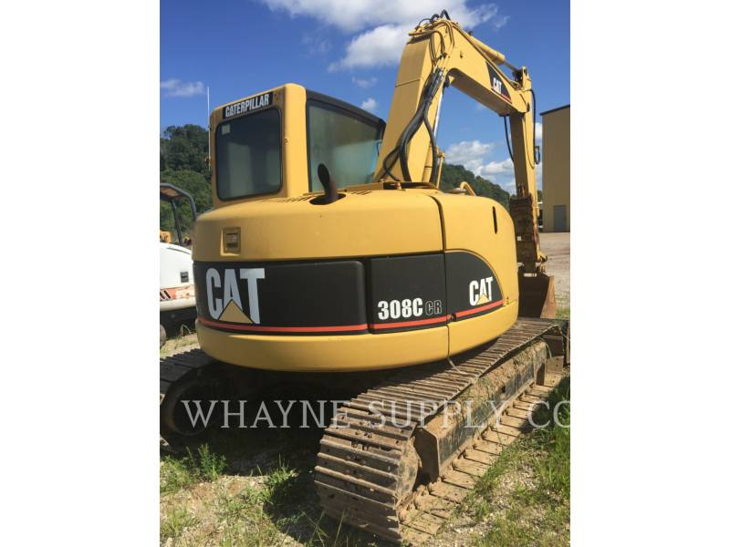 CATERPILLAR KETTEN-HYDRAULIKBAGGER 308CCR equipment  photo 4