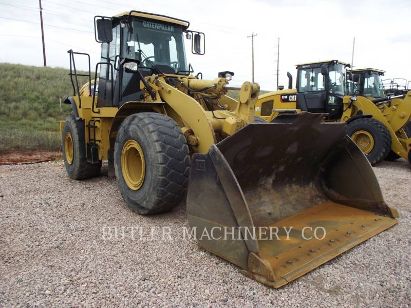 CATERPILLAR WHEEL LOADERS/INTEGRATED TOOLCARRIERS 950HFUSION equipment  photo 2