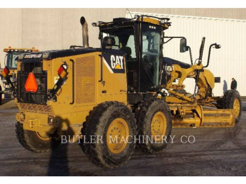 CATERPILLAR MOTOR GRADERS 140M AWD equipment  photo 4