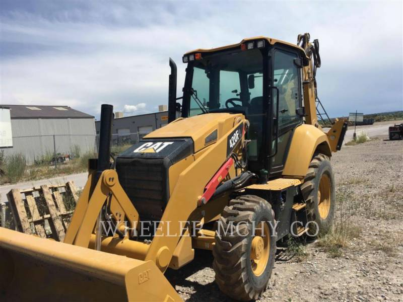 CATERPILLAR RETROEXCAVADORAS CARGADORAS 420F2 E CF equipment  photo 1