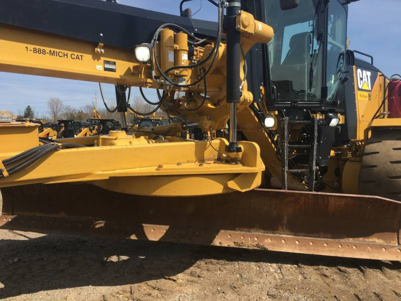 CATERPILLAR MOTONIVELADORAS 16M equipment  photo 18