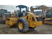 CATERPILLAR EINZELVIBRATIONSWALZE, BANDAGE CP-533E equipment  photo 3