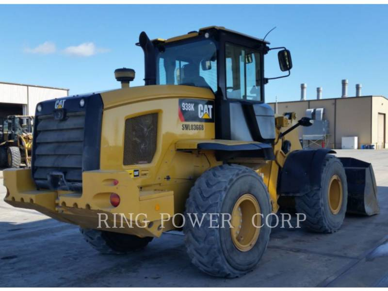 CATERPILLAR WHEEL LOADERS/INTEGRATED TOOLCARRIERS 938K3VQC equipment  photo 4