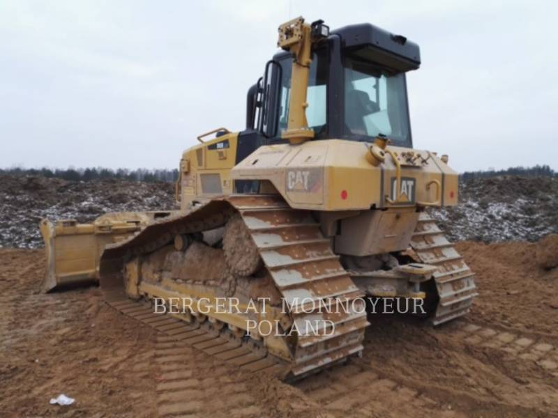 CATERPILLAR CIĄGNIKI GĄSIENICOWE D6N LGP equipment  photo 7