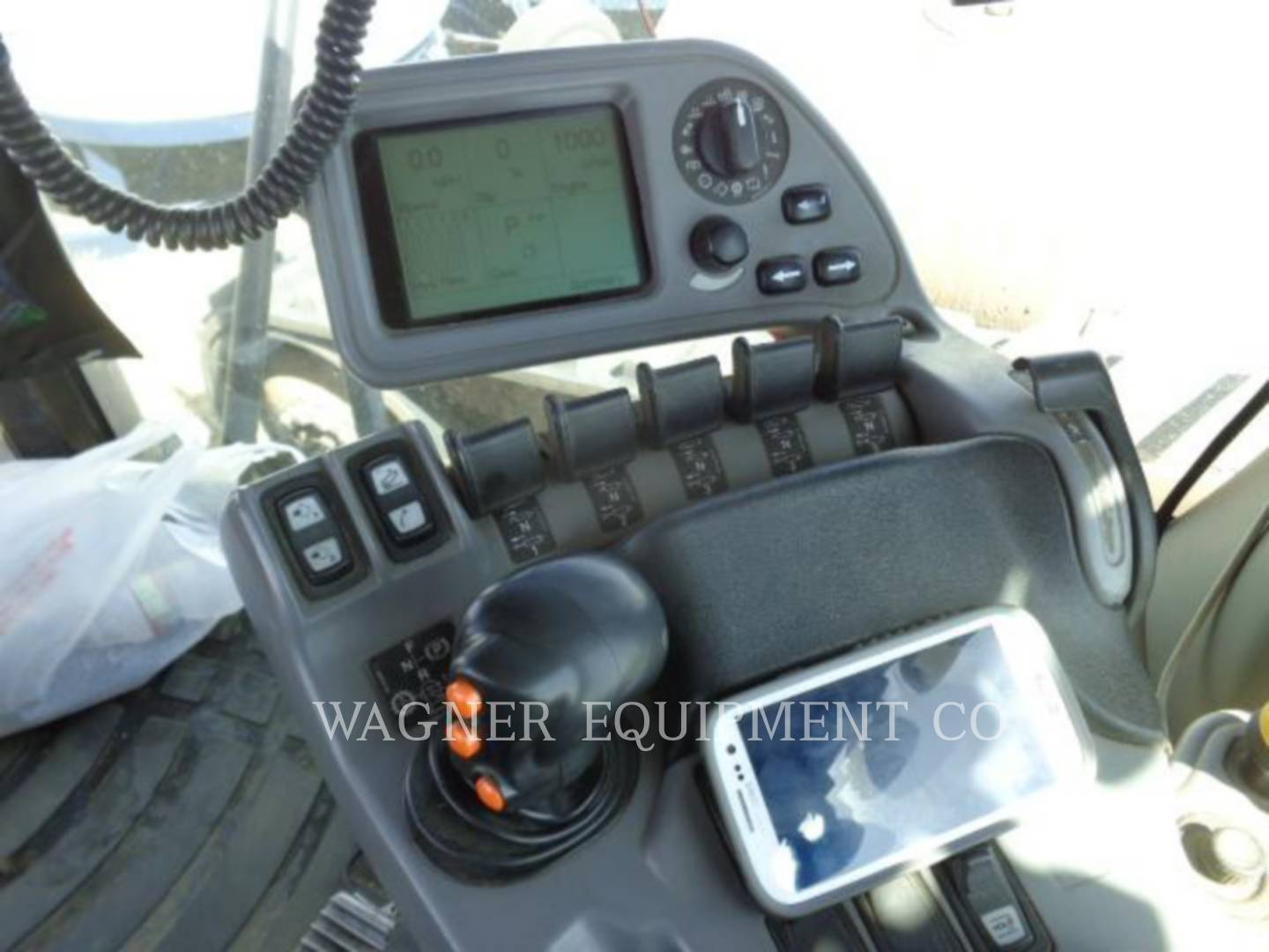 Detail photo of 2005 AGCO MT765 UW from Construction Equipment Guide