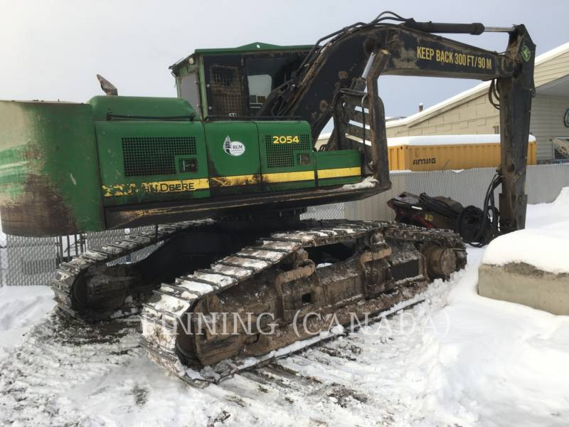 JOHN DEERE Industrie forestière - Cisaille 2054 equipment  photo 1