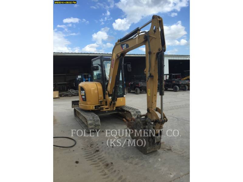 CATERPILLAR KETTEN-HYDRAULIKBAGGER 305ECRLC equipment  photo 1