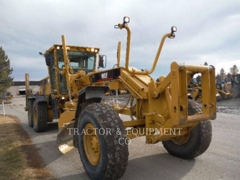 CATERPILLAR MOTONIVELADORAS 160HNA equipment  photo 2