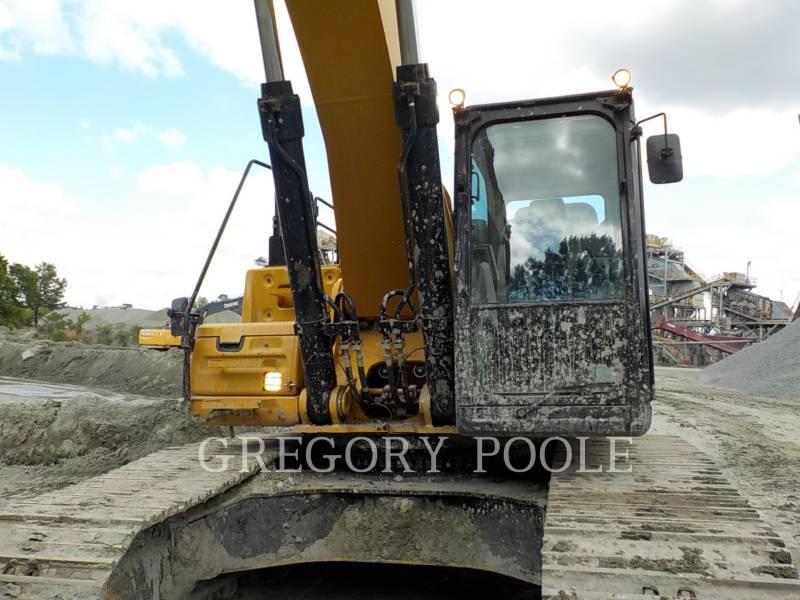 CATERPILLAR PELLES SUR CHAINES 349F L equipment  photo 3