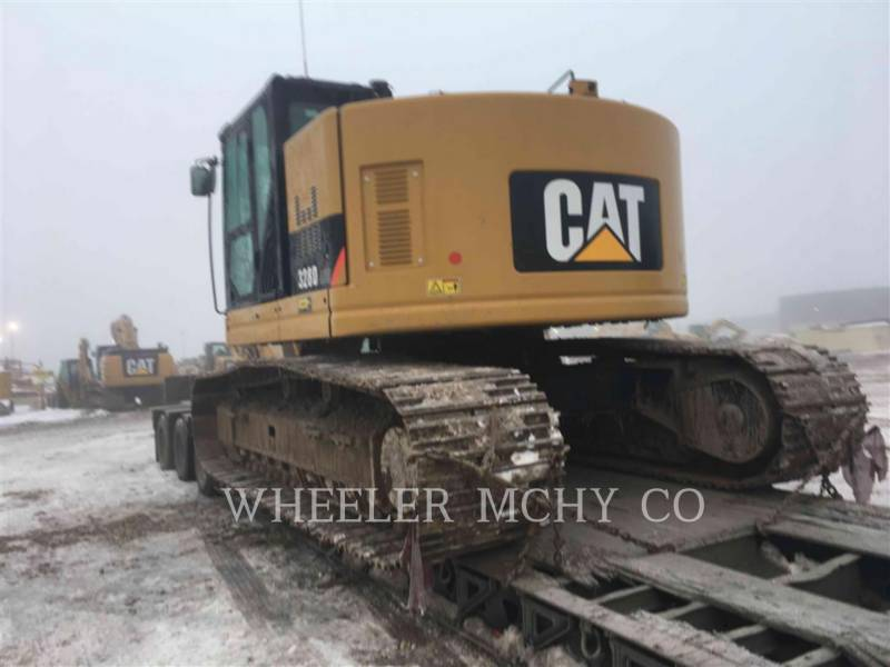 CATERPILLAR KETTEN-HYDRAULIKBAGGER 328D LCRCF equipment  photo 3